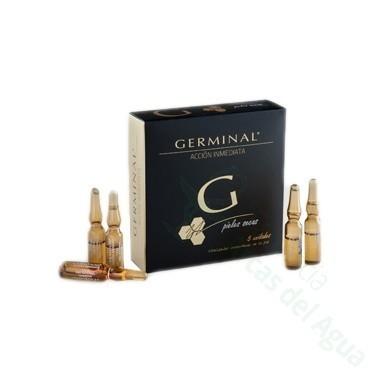 GERMINAL ACCION INMEDIATA PIEL SECA 1,5 ML 5 AMP