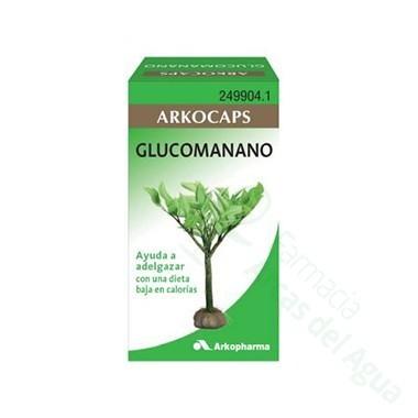 GLUCOMANANO ARKOCAPS 150 CAPS