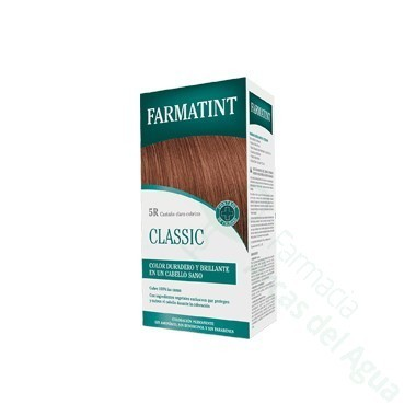FARMATINT 135 ML CASTAÑO CLARO COBRIZO