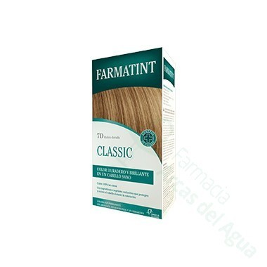 FARMATINT 135 ML RUBIO DORADO