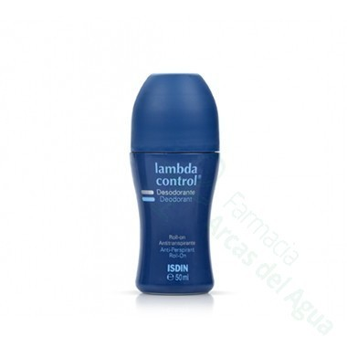 LAMBDA CONTROL DESODORANTE EMULSION ROLL-ON 50 ML