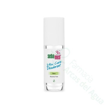 SEBAMED DESODORANTE 24 H ROLL-ON 50 ML