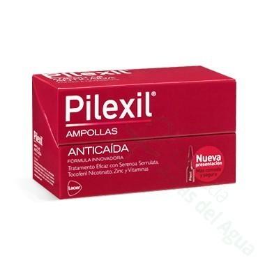 PILEXIL AMPOLLAS 15 AMPOLLAS 5 ML
