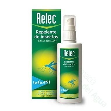 RELEC BALSAMO INFANTIL REPELENTE 50 ML