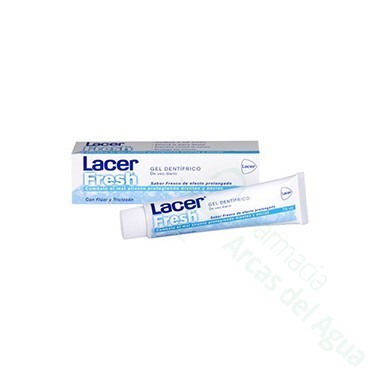LACERFRESH GEL DENTIFRICO 75 ML