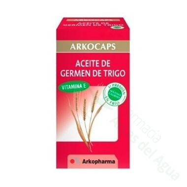GERMEN DE TRIGO ACEITE ARKOCAPS 100 CAPS