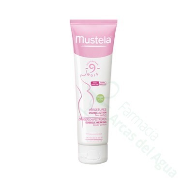 MUSTELA 9 MESES ANTIESTRIAS DOBLE ACCION 200 ML