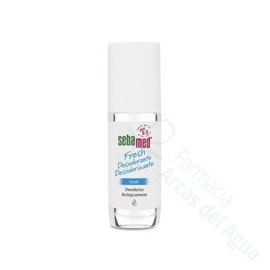 SEBAMED DESODORANTE VAPORIZADOR 75 ML FRESH