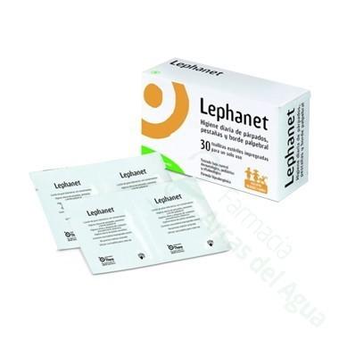 LEPHANET TOALLITAS 30 TOALLITAS