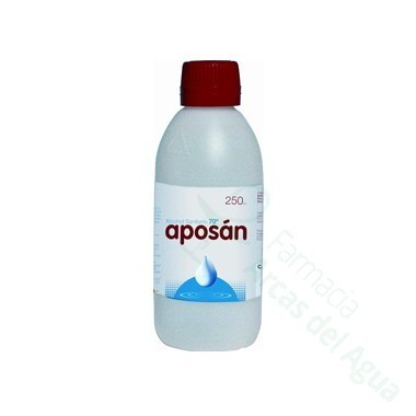 APOSAN ALCOHOL SANITARIO 70º 250 ML