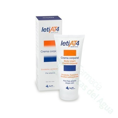 LETI AT-4 CREMA 200 ML