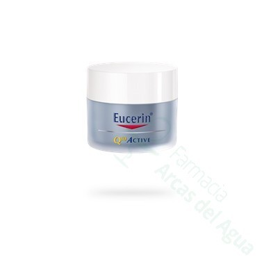 Q10 ACTIVE ANTIARRUGAS NOCHE EUCERIN CUTIS SENSIBLE 50 ML