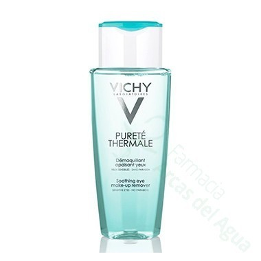 PURETE THERMALE DESMAQUILLANTE OJOS SENSIBLES 150 ML