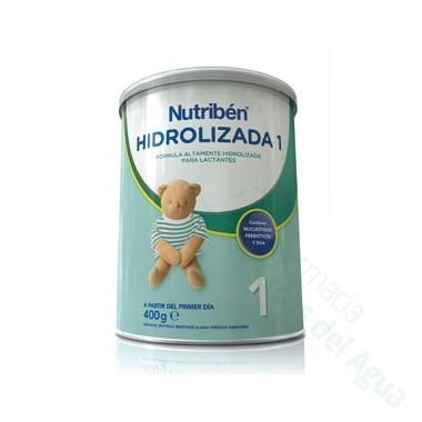 NUTRIBEN HIDROLIZADA 400 G LATA