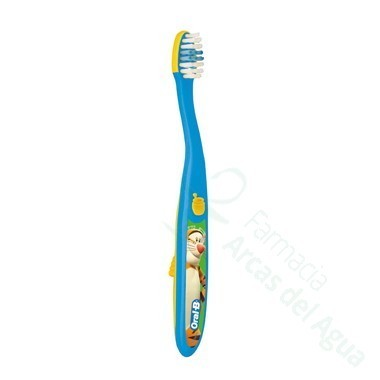 CEPILLO DENTAL INFANTIL ORAL-B STAGES 2 2- 4 AÑOS
