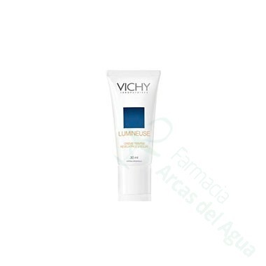 VICHY LUMINEUSE CREMA PIEL NORMAL Y MIXTA 30 ML PECHE MATE