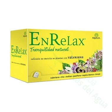 ENRELAX 1.5 G 10 SOBRES PARA INFUSION