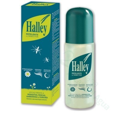 HALLEY REPELENTE 150 ML