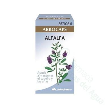 ALFALFA ARKOCAPS 310 MG 50 CAPS