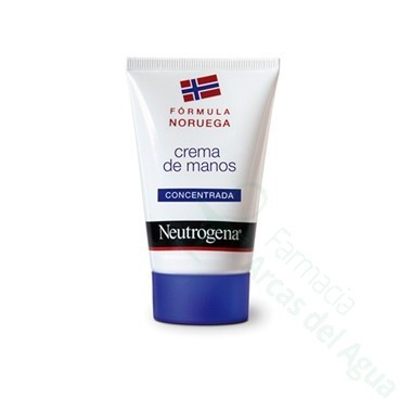 NEUTROGENA CREMA DE MANOS REGULAR CON PERFUME 50 ML