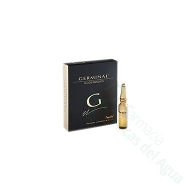 GERMINAL FLASH ACCION INMEDIATA 1,5 ML 1 AMP