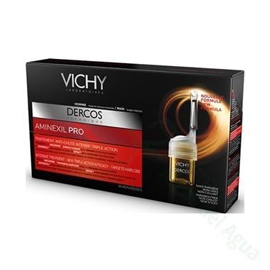 VICHY DERCOS AMINEXIL SP94 ANTICAIDA HOMBRE 18 AMP