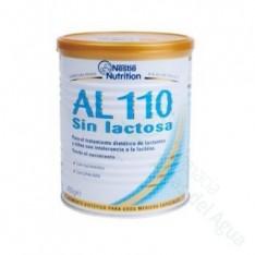 AL-110 SIN LACTOSA 400 G BOTE