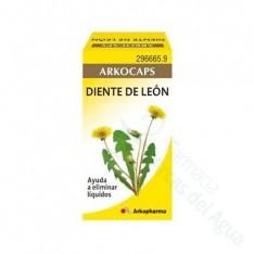 DIENTE DE LEON ARKOCAPSULAS 250 MG 100 CAPSULAS