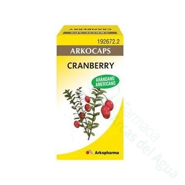 CRANBERRY ARKOCAPS 50 CAPS