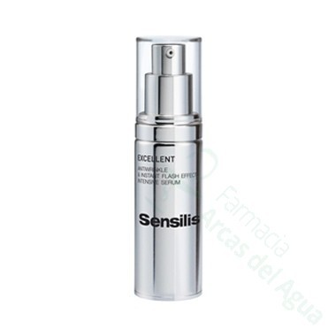 SENSILIS EXCELLENT SERUM INTENSIVO EFECT FLASH 30 ML