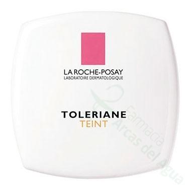 TOLERIANE FONDO DE TONO CORRECTOR COMPACTO LA ROCHE POSAY Nº 13 BEIGE SABLE 16 G