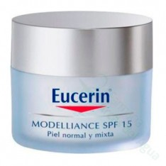 MODELLIANCE CREMA REAFIRMANTE FP 15+ EUCERIN ANTIEDAD P NORMAL Y MIXTA 50 ML