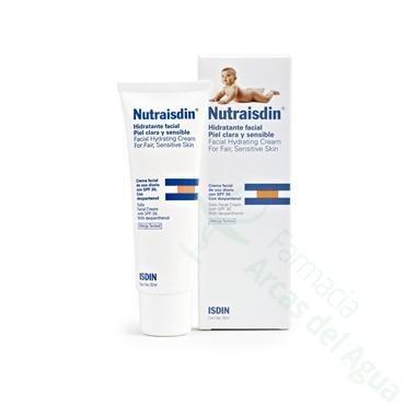 NUTRAISDIN HIDRATANTE FACIAL P CLARA Y SENSIBLE 50 ML