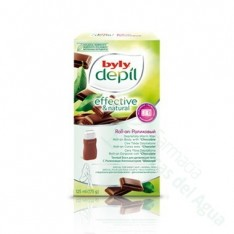 BYLY DEPILATORIO CERA TIBIA AL CHOCOLATE ROLL-ON 75 ML
