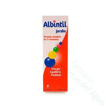 ALBINTIL JARABE 150 ML