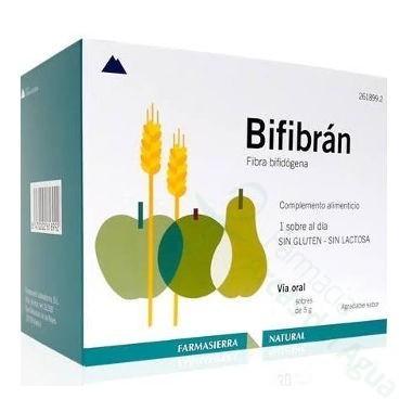 BIFIBRAN 30 SOBRES 5 G