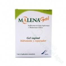 MALENA GEL VAGINAL MONODOSIS 5 ML 8 APLICADORES