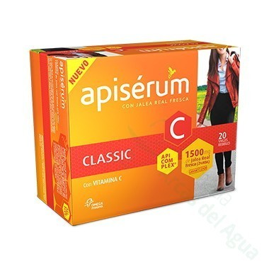 APISERUM CLASSIC VIAL BEBIBLE DE 500 VIAL 10 ML 18 U
