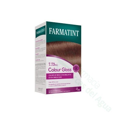 FARMATINT COLOUR GLOSS 7.73 MIEL
