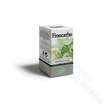 FINOCARBO PLUS 500 MG 50 CAPS