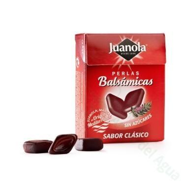 JUANOLA PERLAS 25 G SABOR CLASICO