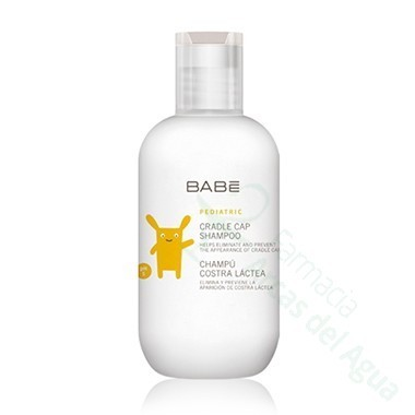 BABE CHAMPU PEDIATRICO COSTRA LACTEA 200 ML