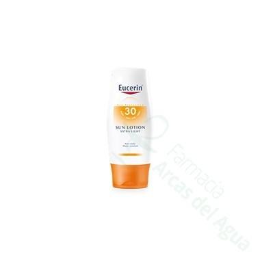 EUCERIN SUN PROTECTION 30 SUN LOTION E-LIGHT 150 ML