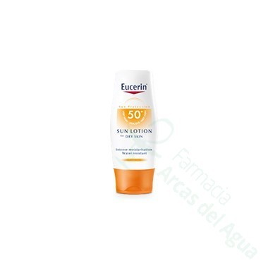 EUCERIN SUN PROTECTION 50+ SUN CREMA ROSTRO 50 ML