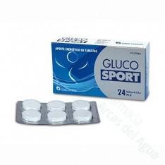 GLUCOSPORT TABLETAS 2.5 G 24 TABLETAS