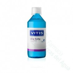 VITIS XTRA FORTE ENJUAGUE BUCAL 500 ML
