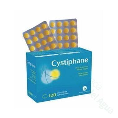 CYSTIPHANE (CYSTINE B6 ZN) BAILLEUL-BIORGA 120 COMP