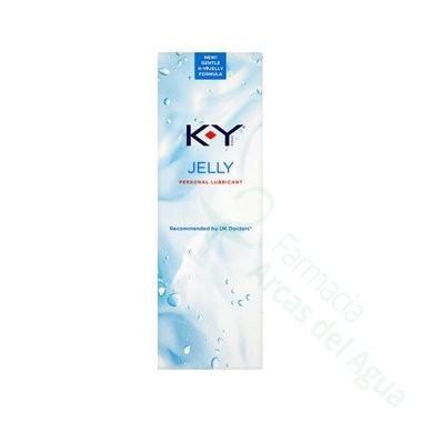 K-Y GEL LUBRICANTE HIDROSOLUBLE INTIMO 75 ML