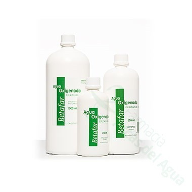AGUA DESTILADA BETAFAR 1000ML