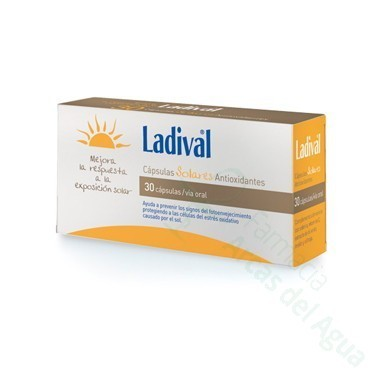 LADIVAL 60 CAPS